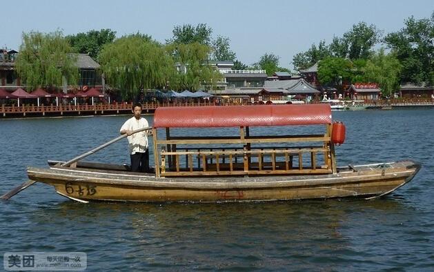 观光旅游_北京什刹海漕运观光船套票价格仅售21元_永乐票务